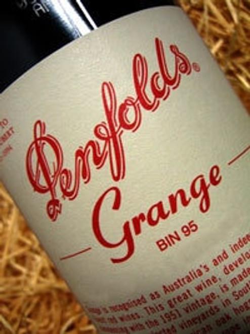 Penfolds Grange 1963