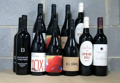 Australian Red Wine Dozen-Pack