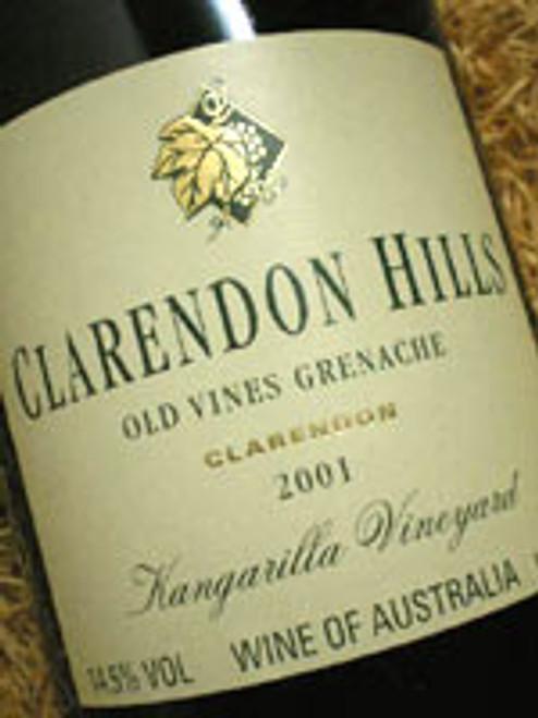 Clarendon Hills Kangarilla Grenache 2001 1500mL