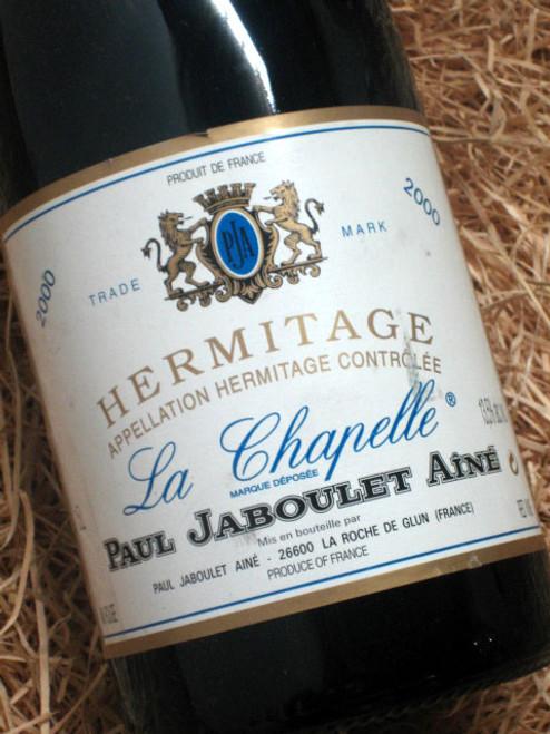 [SOLD-OUT] Paul Jaboulet Aine La Chapelle Hermitage 2000 Double Magnum