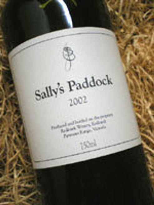 Redbank Sally's Paddock Red Blend 2002