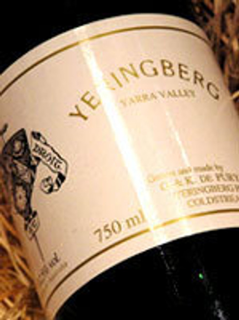 Yeringberg Cabernets 2004