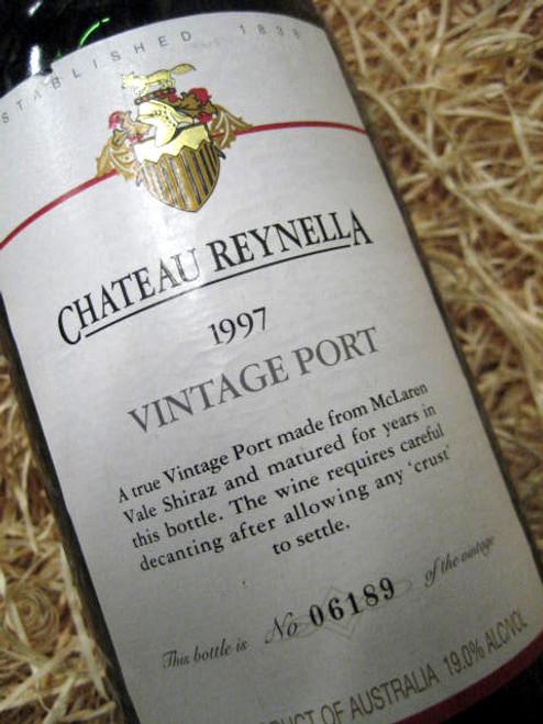Chateau Reynella Vintage Port 1997