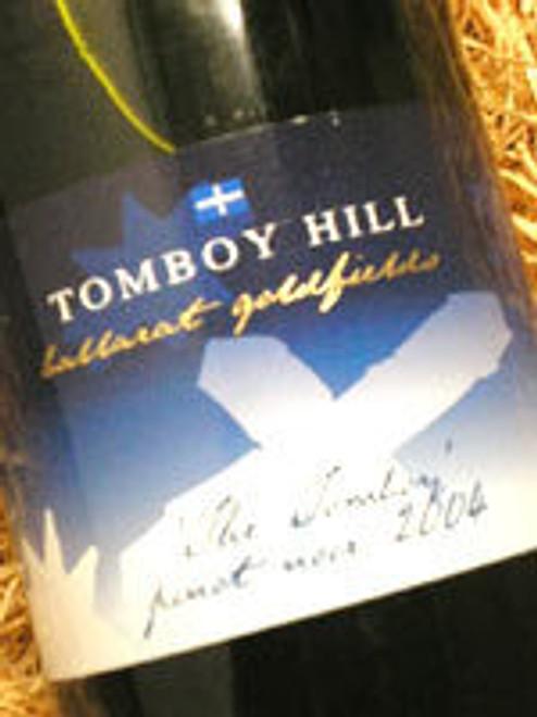 Tomboy Hill Tomboy Pinot Noir 2004