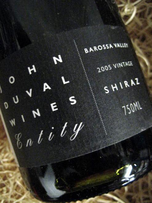 [SOLD-OUT] John Duval Entity Shiraz 2005
