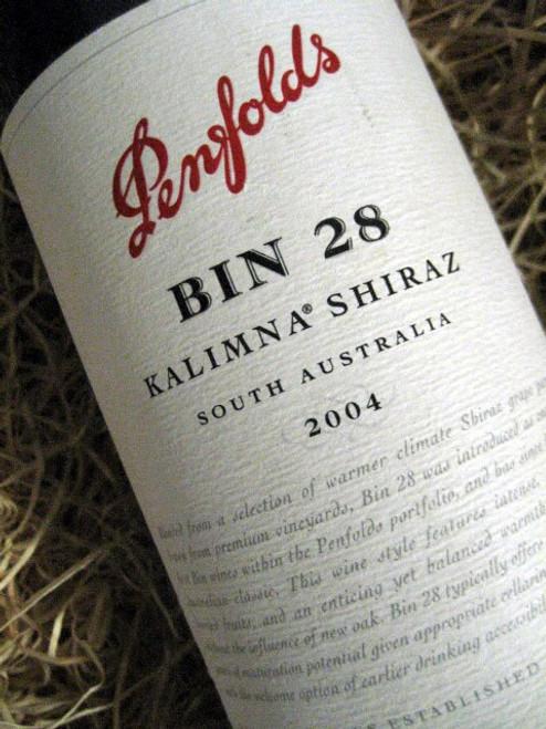 Penfolds Bin 28 2004