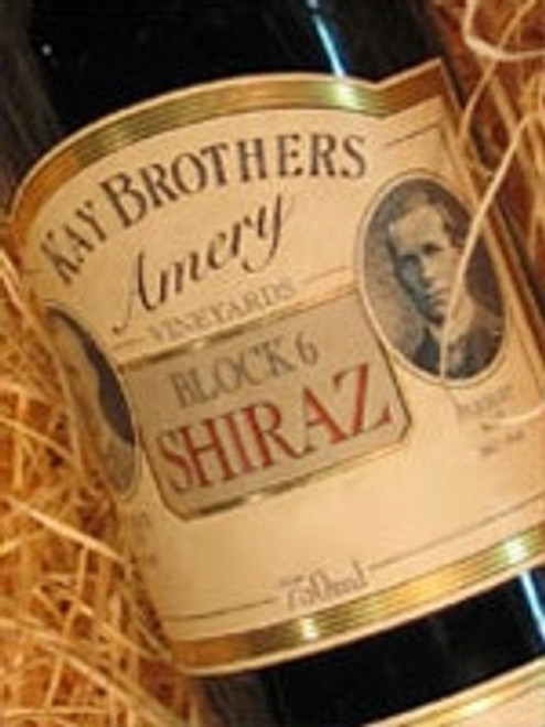Kay Brothers Block 6 Shiraz 1997