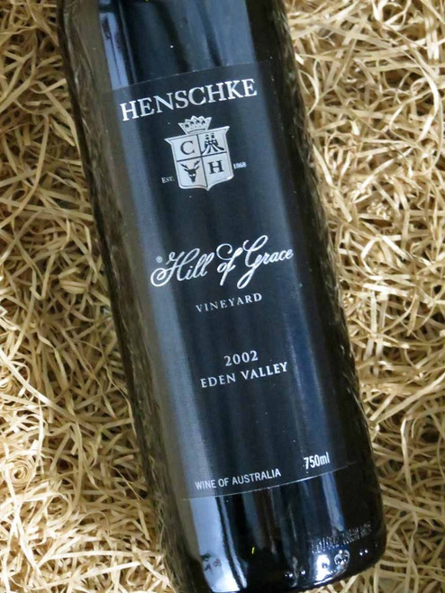 [SOLD-OUT] Henschke Hill of Grace 2002