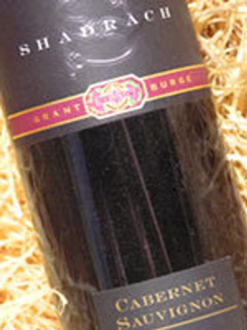 Grant Burge Shadrach Cabernet Sauvignon 2001