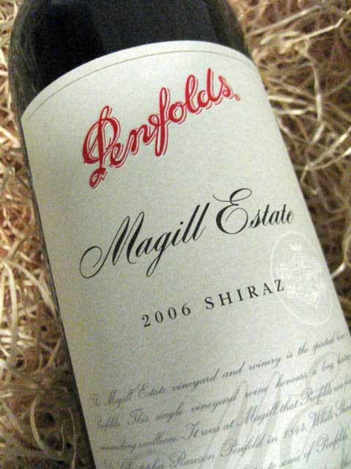[SOLD-OUT] Penfolds Magill Shiraz 2006