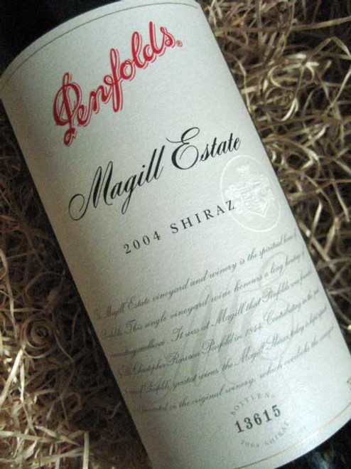 [SOLD-OUT] Penfolds Magill Shiraz 2004