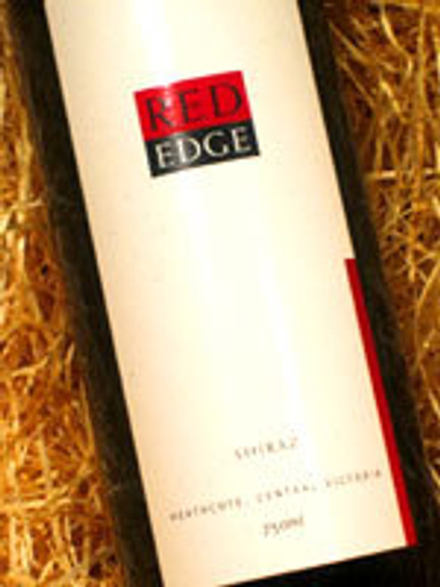 Red Edge Shiraz 2000