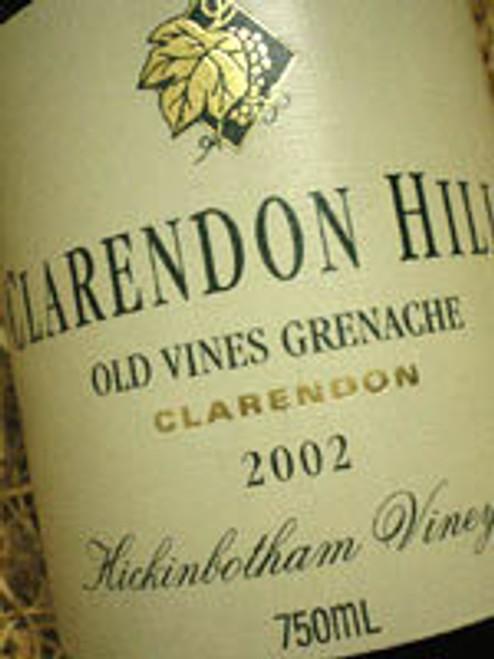 Clarendon Hills Hickinbotham Grenache 2002