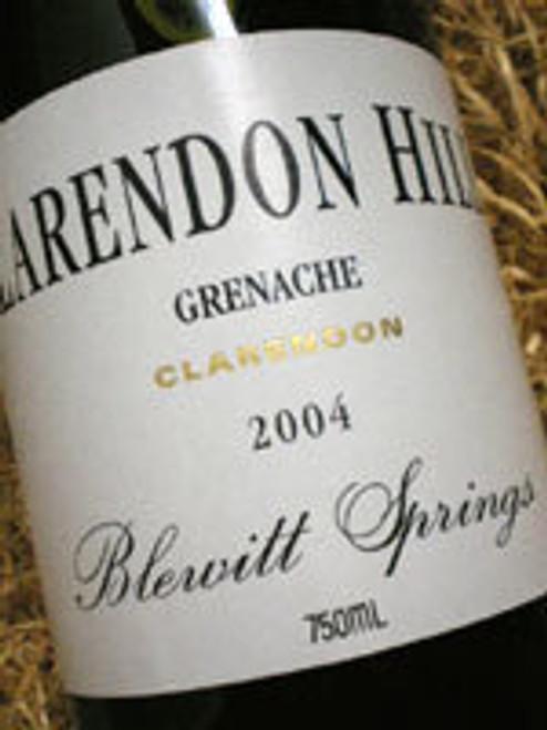 Clarendon Hills Blewitt Grenache 2004