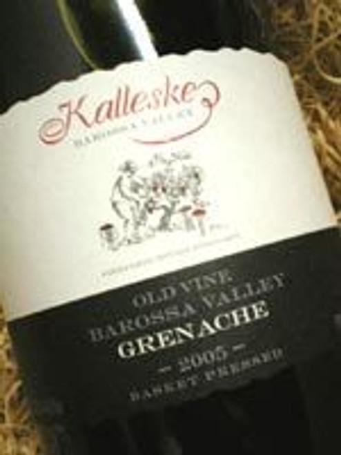 Kalleske Old Vine Grenache 2004
