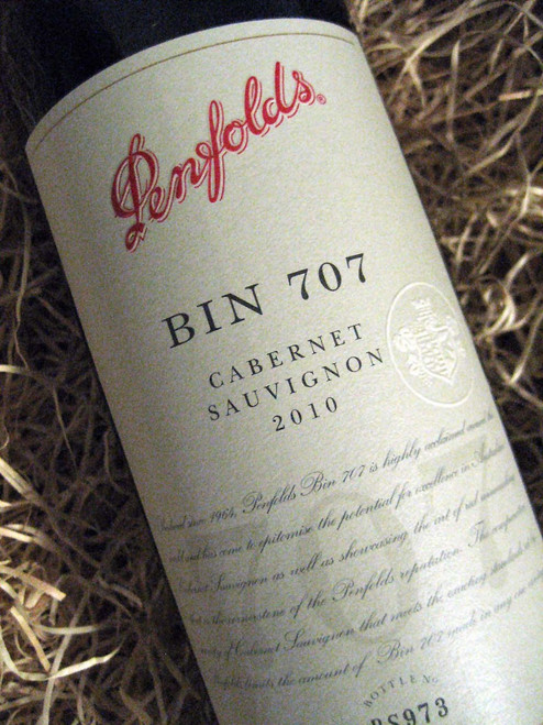 [SOLD-OUT] Penfolds Bin 707 2010