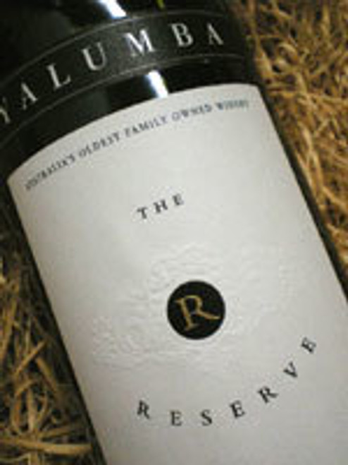 Yalumba The Reserve Cabernet Shiraz 2001