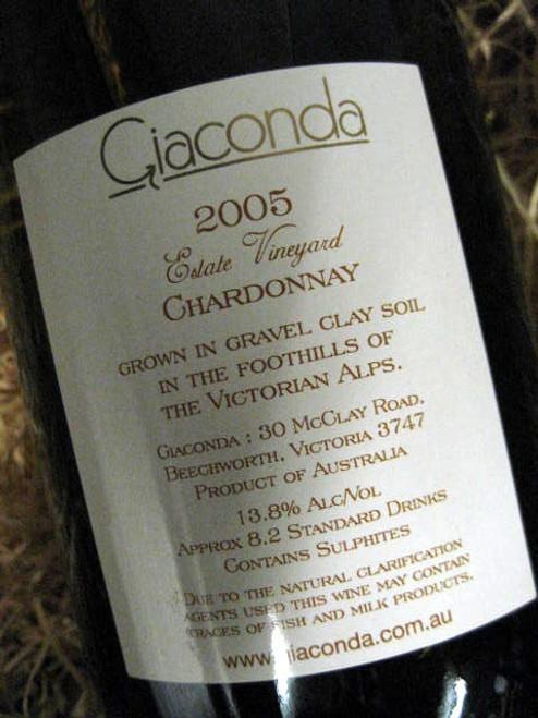 Giaconda Chardonnay 2005