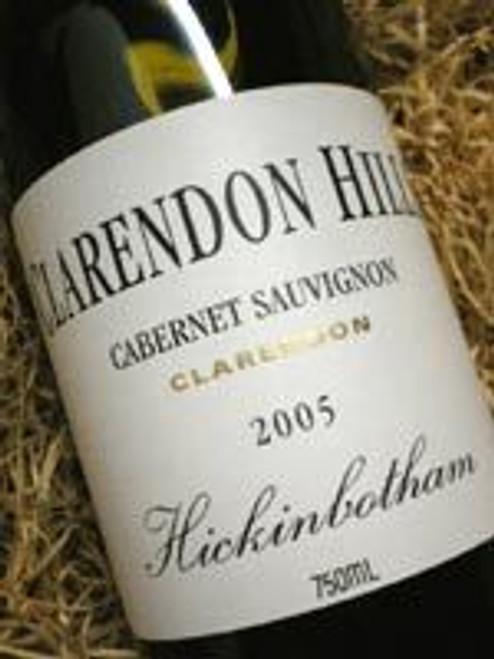 Clarendon Hills Hickinbotham Cabernet Sauvignon 2005