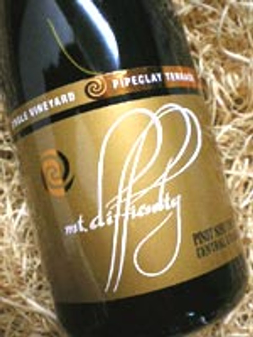 Mount Difficulty Pipeclay Pinot Noir 2005