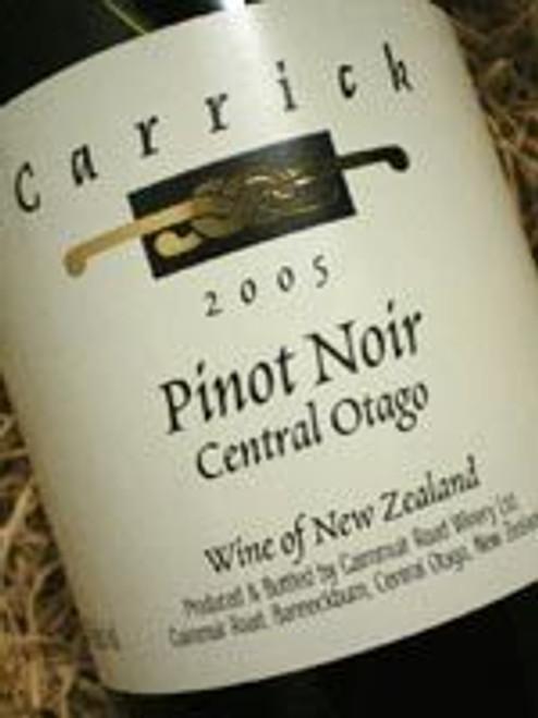 Carrick Central Otago Pinot Noir 2005