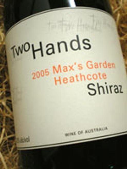 Two Hands Max's Garden Shiraz 2006