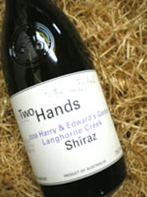 Two Hands Harry & Edward's Garden Shiraz 2006