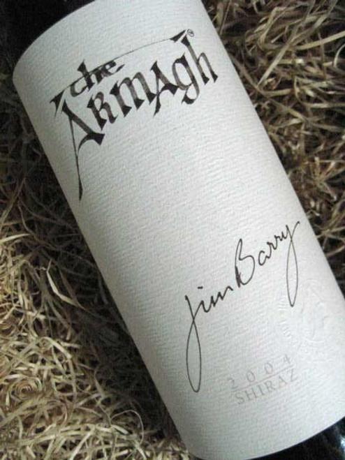 Jim Barry The Armagh Shiraz 2004