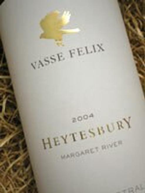 Vasse Felix Heytesbury Cabernet Malbec Shiraz 2004