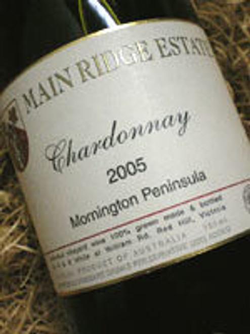 Main Ridge Chardonnay 2005