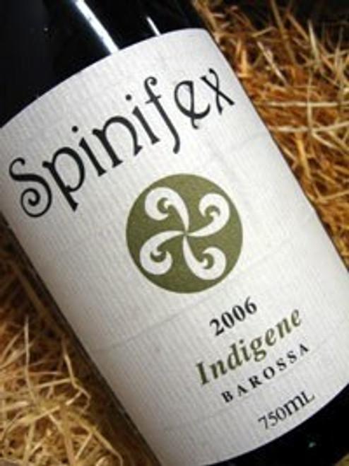 Spinifex Indigene Mataro Shiraz 2005
