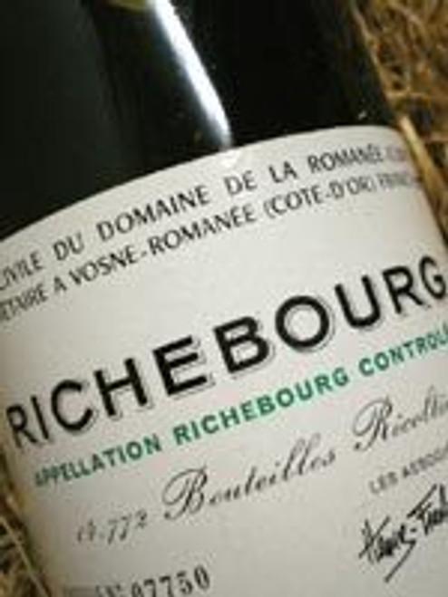 DRC Richebourg 1990