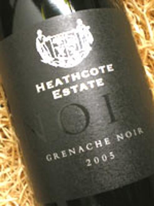 Heathcote Estate Grenache Noir 2005