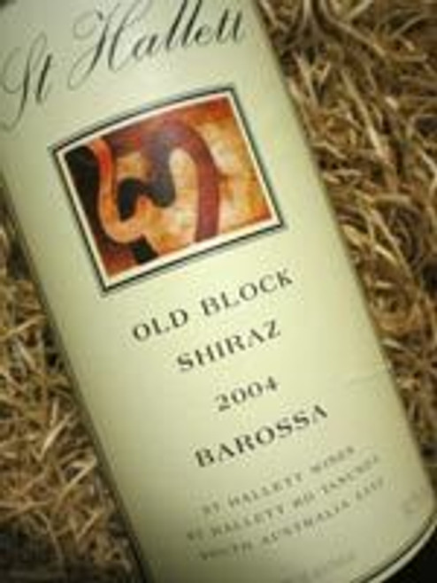 St Hallett Old Block Shiraz 2004