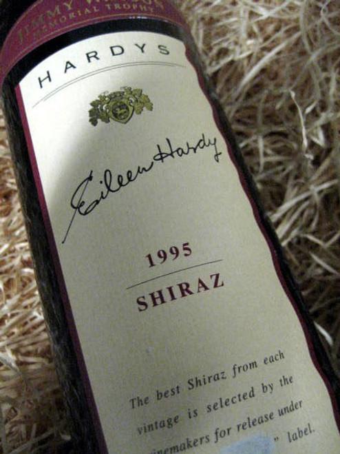 Hardys Eileen Hardy Shiraz 1995 (Damaged Label)