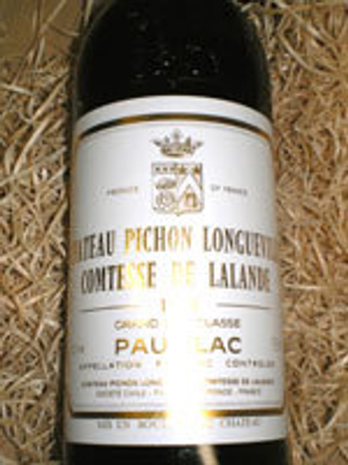 Chateau Pichon Longueville Comtesse De Lalande  2000
