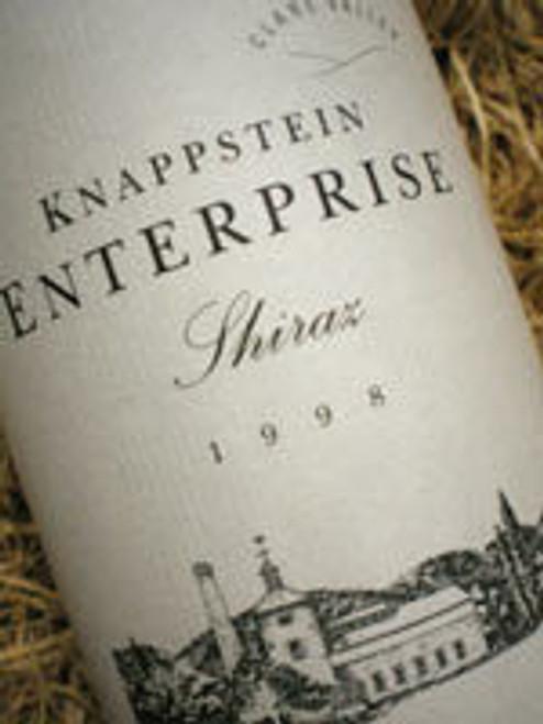 Knappstein Enterprise Shiraz 1998