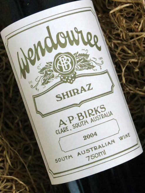 [SOLD-OUT] Wendouree Shiraz 2004
