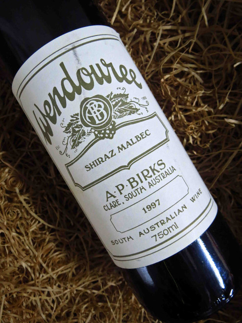 [SOLD-OUT] Wendouree Shiraz-Malbec 1997