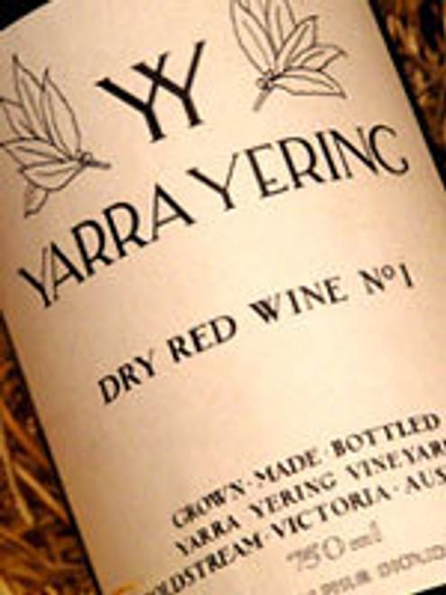 Yarra Yering Dry Red No 1 1989