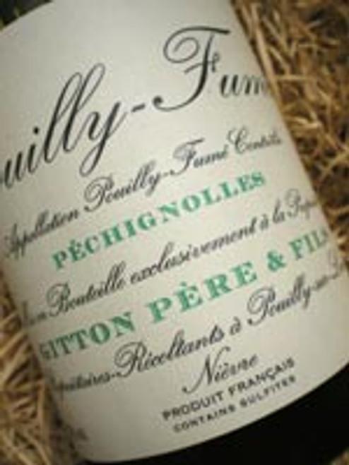 Gitton Pere Fills Pouilly Fume 2005