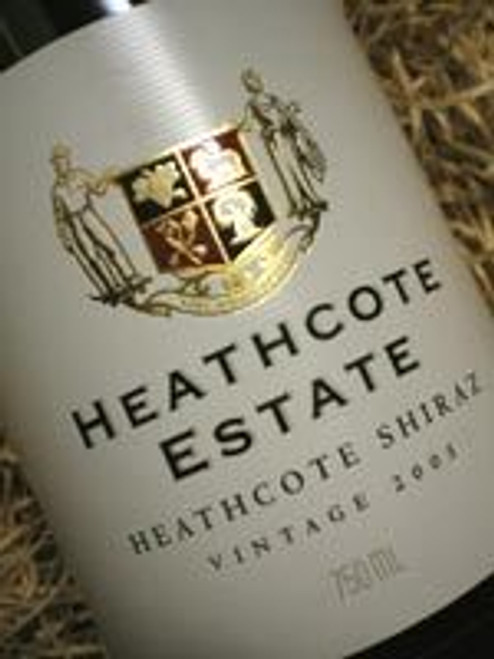 Heathcote Estate Shiraz 2005