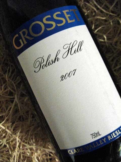 [SOLD-OUT] Grosset Polish Hill Riesling 2007