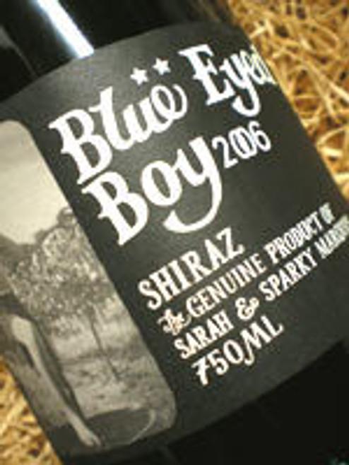 Mollydooker Blue Eyed Boy Shiraz 2006