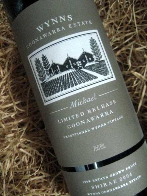 Wynns Michael Shiraz 2004