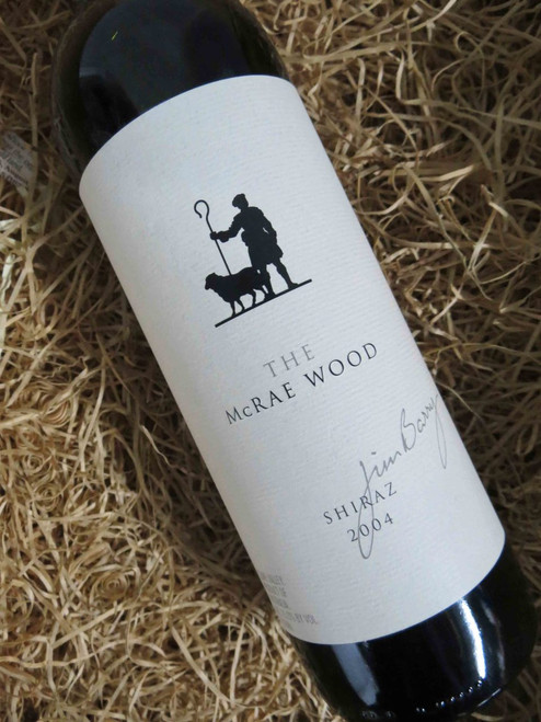 [SOLD-OUT] Jim Barry McRae Wood Shiraz 2004