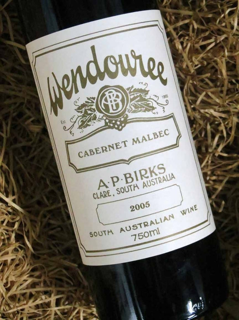 [SOLD-OUT] Wendouree Cabernet Malbec 2005