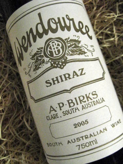 [SOLD-OUT] Wendouree Shiraz 2005
