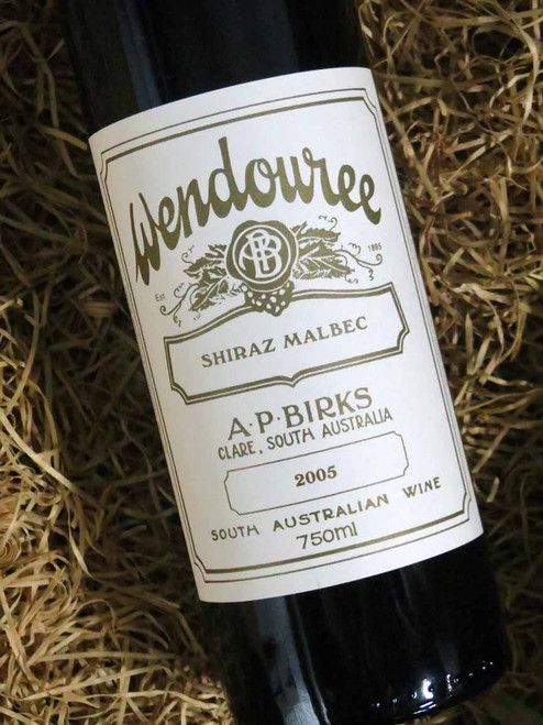 [SOLD-OUT] Wendouree Shiraz-Malbec 2005