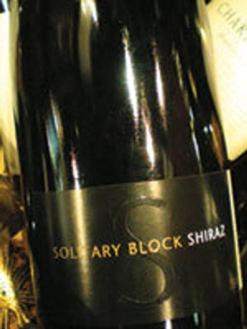 Solitary Block Greenock Creek Shiraz 2005